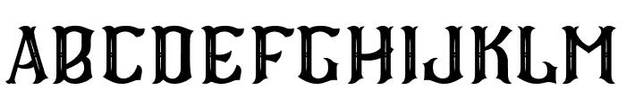 CS Roger Inner Font LOWERCASE