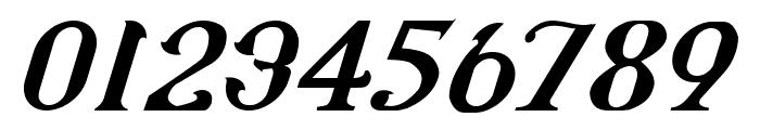 CSAR  Italic Font OTHER CHARS