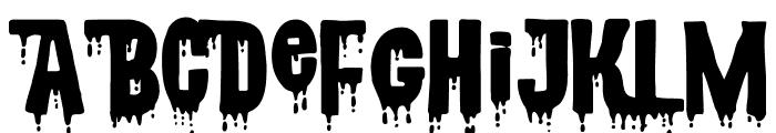 CSNPWDTNFI Font UPPERCASE