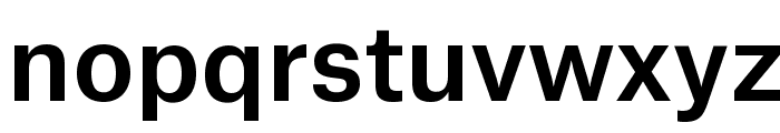 AtlasGrotesk Medium Reduced Font LOWERCASE