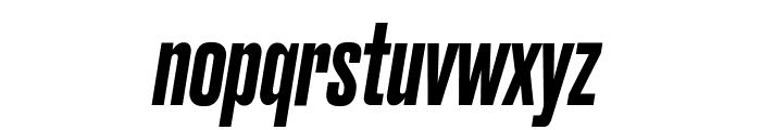 Druk MediumItalic Reduced Font LOWERCASE