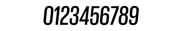 GiorgioSans MediumItalic Reduced Font OTHER CHARS