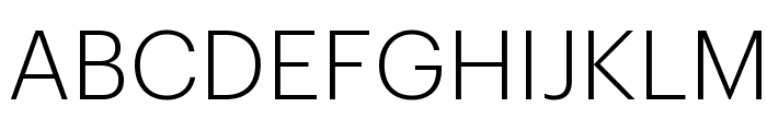 Similar free fonts and alternative for Graphik Light Reduced