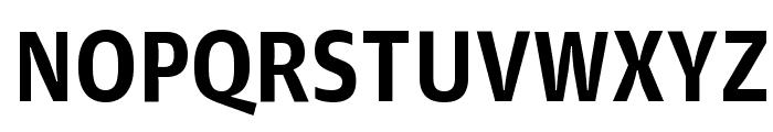 GuardianAgateSans G2DuplexBold Reduced Font UPPERCASE