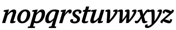 GuardianEgyp MediumIt Reduced Font LOWERCASE