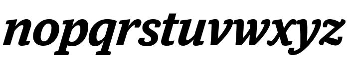 GuardianEgyp SemiboldIt Reduced Font LOWERCASE