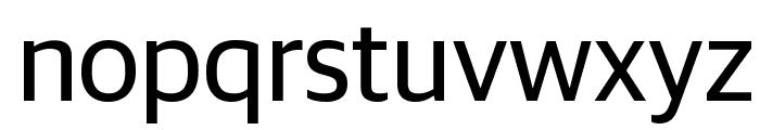 GuardianSans Regular Reduced Font LOWERCASE