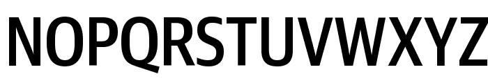 GuardianSansCond Medium Reduced Font UPPERCASE