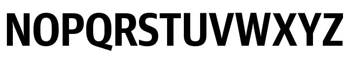 GuardianSansCond Semibold Reduced Font UPPERCASE