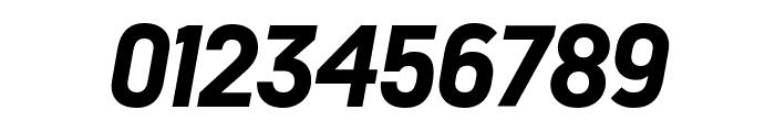 Platform MediumItalic Reduced Font OTHER CHARS