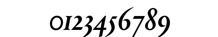 Portrait MediumItalic Reduced Font OTHER CHARS