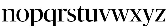 PublicoBanner Roman Reduced Font LOWERCASE