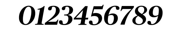 PublicoHeadline MediumItalic Reduced Font OTHER CHARS