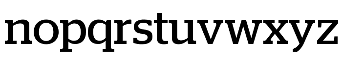 Stag Book Reduced Font LOWERCASE
