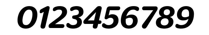 StagSansRound MediumItalic Reduced Font OTHER CHARS