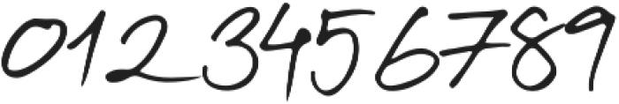 Cuassus Regular otf (400) Font OTHER CHARS