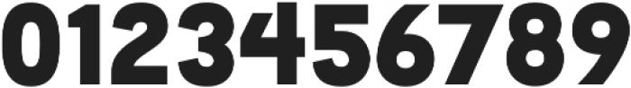 Cubano Sharp otf (400) Font OTHER CHARS