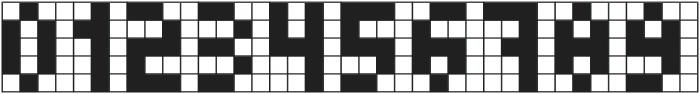 Cubes I ttf (400) Font OTHER CHARS