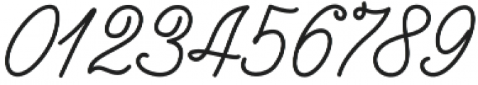 Cubs Script otf (300) Font OTHER CHARS