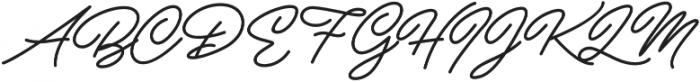 Cubs Script otf (300) Font UPPERCASE