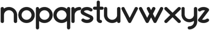 Culonite SemiBold otf (600) Font UPPERCASE