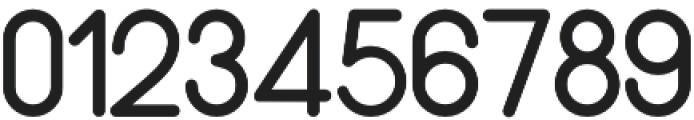 Culonite otf (400) Font OTHER CHARS