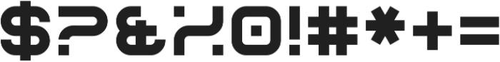 Curvert otf (400) Font OTHER CHARS