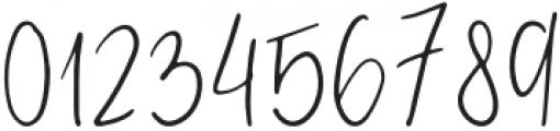 CustomCraft Regular otf (400) Font OTHER CHARS