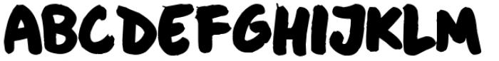 Culia Font UPPERCASE