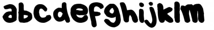 Culia Font LOWERCASE