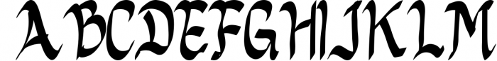 cucumberfont Font LOWERCASE