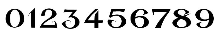 Cuban Font OTHER CHARS