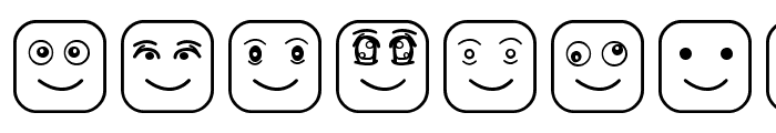 Cube Face ST Font UPPERCASE