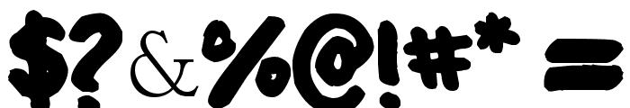 Culia / ANTIPIXEL.COM.AR Font OTHER CHARS
