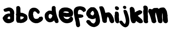 Culia / ANTIPIXEL.COM.AR Font LOWERCASE