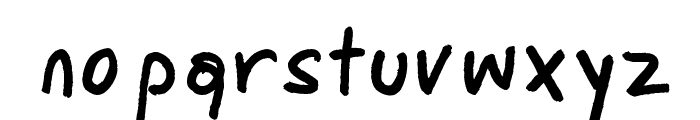Culita Font LOWERCASE