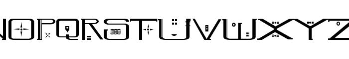 CultLove Ornate Font UPPERCASE