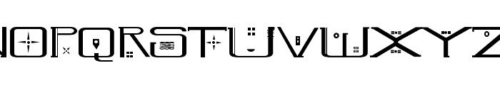 CultLove Ornate Font LOWERCASE