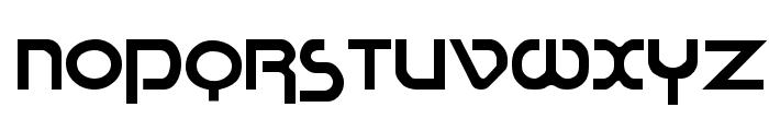 Cupertino Regular Font UPPERCASE