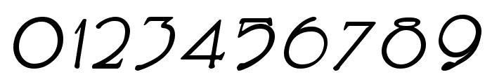 Cupola BoldItalic Font OTHER CHARS