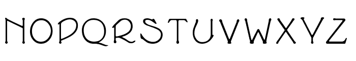 Cupola SmallCaps Font LOWERCASE