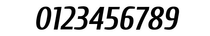 Cuprum Bold Italic Font OTHER CHARS