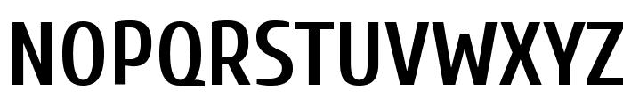Cuprum Bold Font UPPERCASE