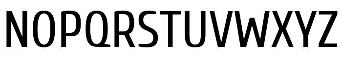 Cuprum Regular Font UPPERCASE