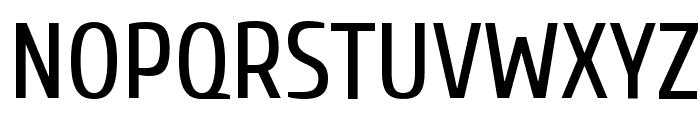 Cuprum Font UPPERCASE