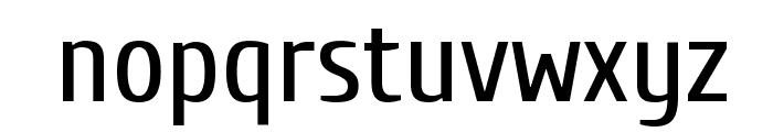 Cuprum Font LOWERCASE