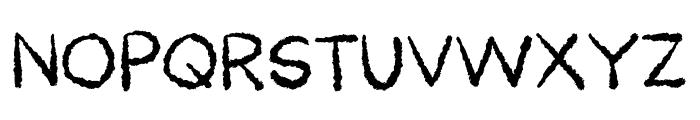 Curiousness DEMO Regular Font LOWERCASE