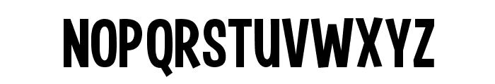 Curse Casual JVE Font UPPERCASE
