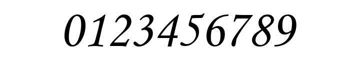 Cursiv Font OTHER CHARS