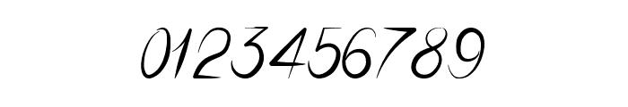 Cursiva Font OTHER CHARS